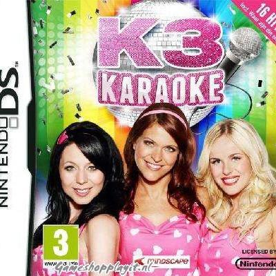 Foto van K3 Karaoke NDS