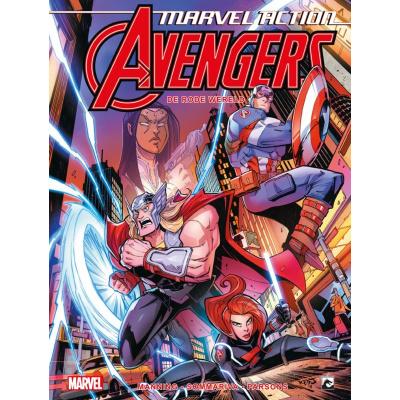 Foto van Marvel Action Avengers De Rode Wereld 2 (NL-editie) COMICS