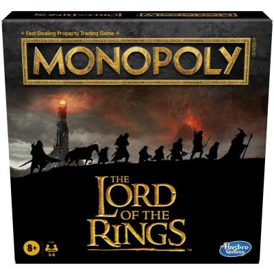 Foto van Monopoly Lord of the Rings BORDSPELLEN