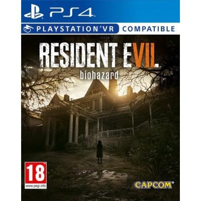 Resident Evil 7 Biohazard (Vr Compatible) PS4