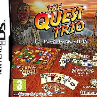 Foto van The Quest Trio NDS