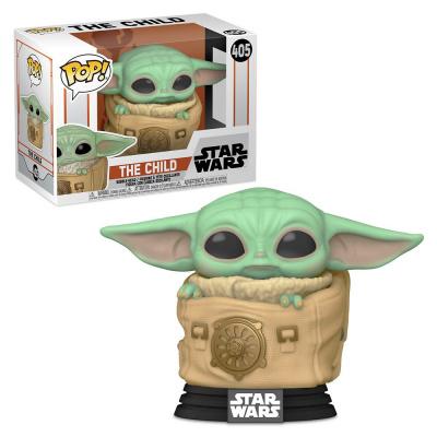 Pop! Star Wars: The Mandalorian - The Child in Bag FUNKO
