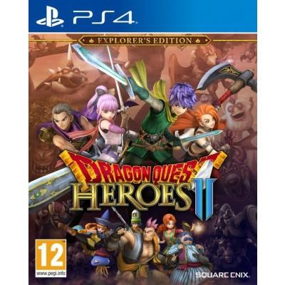 Foto van Dragon Quest Heroes II Explorer's Edition PS4