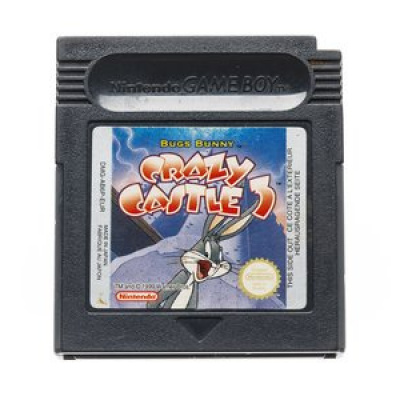 Foto van Bugs Bunny: Crazy Castle 3 (Cartridge Only) GAMEBOY