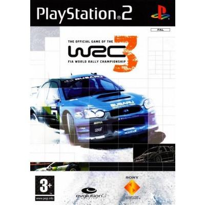 Wrc 3 PS2