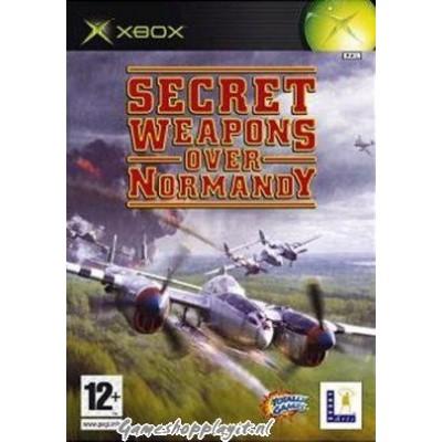 Foto van Secret Weapons Over Normandy XBOX