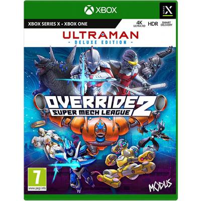 Override 2: Super Mech League Ultraman - Deluxe Edition XBOX SERIES X
