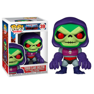 Pop! Retro Toys: Masters of the Universe - Skeletor with Terror Claws FUNKO