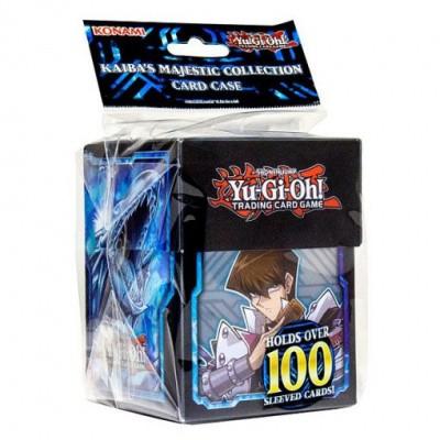 Foto van Tcg Deckbox Kaiba's Majestic Collection Yu-Gi-Oh! YU-GI-OH