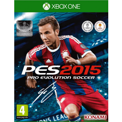 Pro Evolution Soccer 2015 (Pes 2015) XBOX ONE