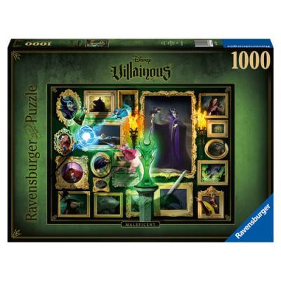Disney Villains Maleficent puzzle 1000pc PUZZEL