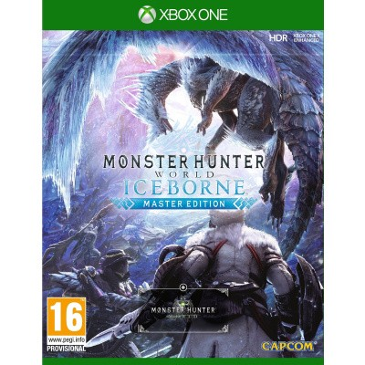Monster Hunter World: Iceborne - Master Edition Xbox One
