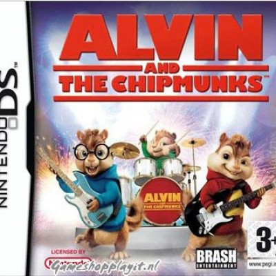 Alvin And The Chipmunks NDS