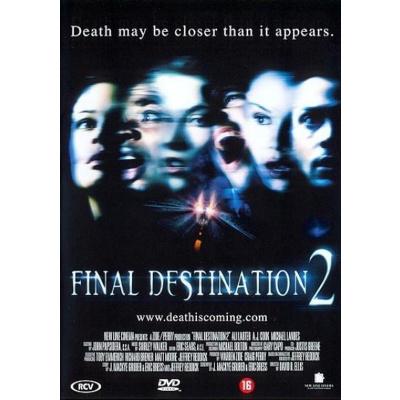 Foto van Final Destination 2 DVD