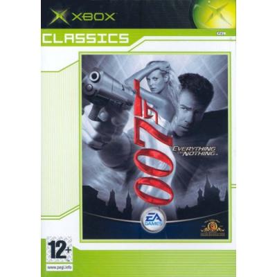 Foto van James Bond 007 Everything Or Nothing (Classics) XBOX