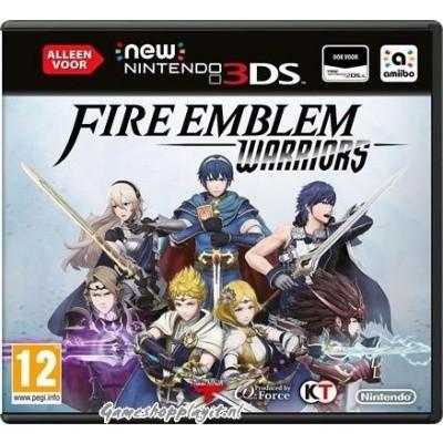 Fire Emblem Warriors (Alleen Voor New 3Ds) 3DS