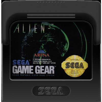 Foto van Alien 3 (Losse Cartridge) Game Gear