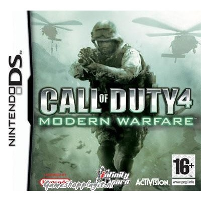 Call Of Duty 4, Modern Warfare NDS