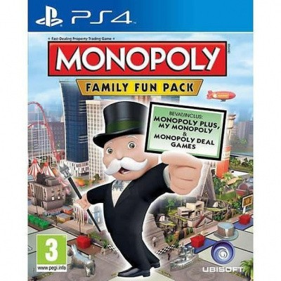 Foto van Monopoly Family Fun Pack PS4