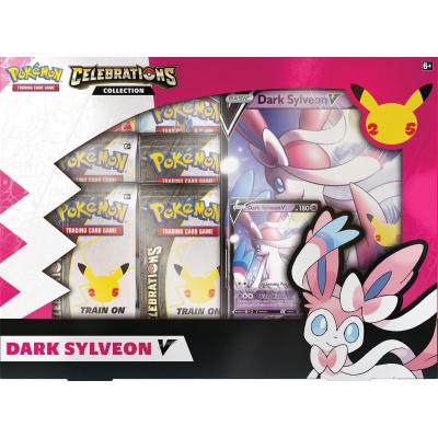 Foto van TCG Pokémon Celebrations V Collection Box - Dark Sylveon POKEMON
