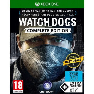 Foto van Watch Dogs (Complete Edition) Xbox One