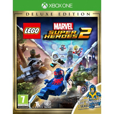 LEGO: Marvel Super Heroes 2 (Deluxe Edition) XBOX ONE