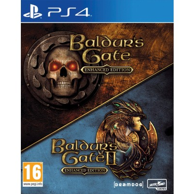 Baldur's Gate 1 & 2: Enhanced Edition PS4