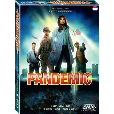Pandemic NL BORDSPELLEN