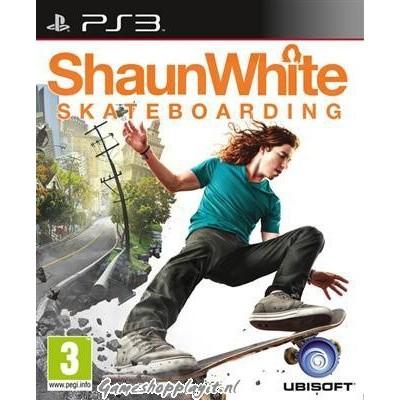 Shaun White Skateboarding PS3