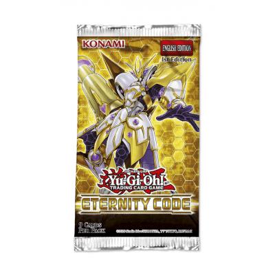 Foto van TCG Yu-Gi-Oh! Eternity Code Booster Pack YU-GI-OH