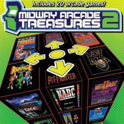 Foto van Midway Arcade Treasures 2