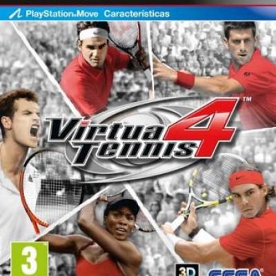 Foto van Virtua Tennis 4 PS3