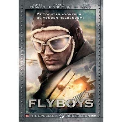 Foto van Fly Boys Steelbook DVD