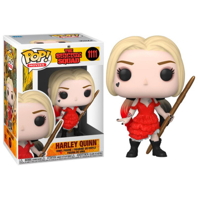 Pop! Movies: DC The Suicide Squad - Harley Quinn Damaged Dress FUNKO