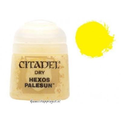 Hexos Palesun Citadel