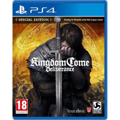 Kingdom Come Deliverance Special Edition PS4