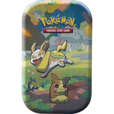 Foto van TCG Pokémon Galar Pals Mini Tin - Yamper POKEMON