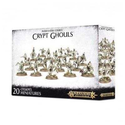 Flesh-Eater Courts Crypt Ghouls WARHAMMER AOS