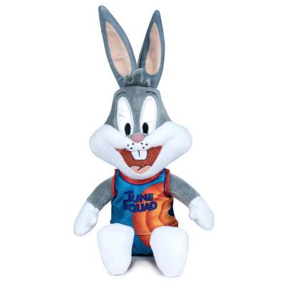 Foto van Space Jam 2: Tune Squad - Bugs Bunny Pluche 24cm PLUCHE