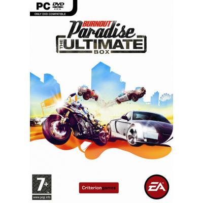 Foto van Burnout Paradise The Ultimate Box PC