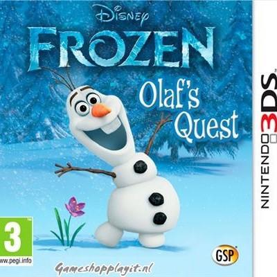 Disney Frozen: Olaf's Quest 3DS