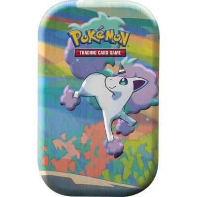 Foto van TCG Pokémon Galar Pals Mini Tin - Galarian Ponyta POKEMON