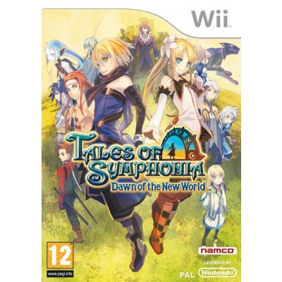 Tales Of Symphonia Dawn Of The New World WII