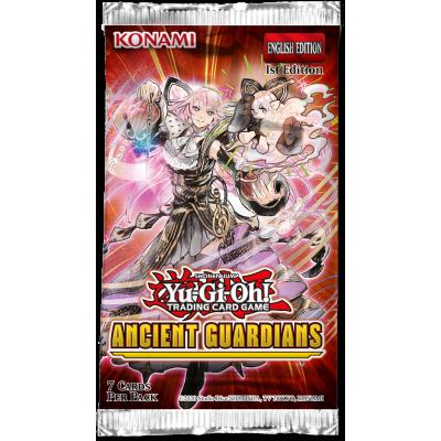 TCG Yu-Gi-Oh! Ancient Guardians Booster Pack YU-GI-OH