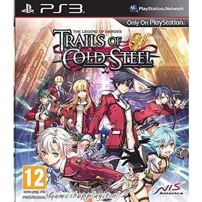 The Legends Of Heroes: Trials Of Cold Steel II PS3