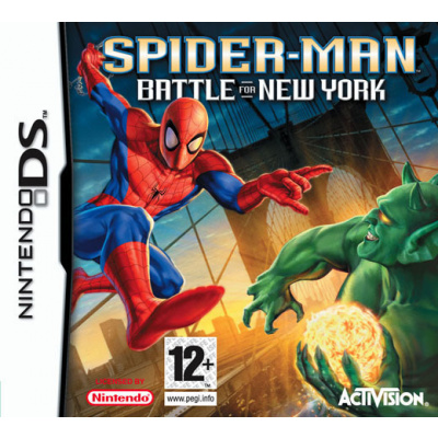 Spider-Man Battle For New York NDS