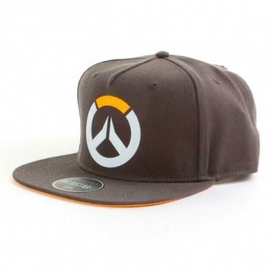 Foto van Overwatch Grey Logo Snapback MERCHANDISE