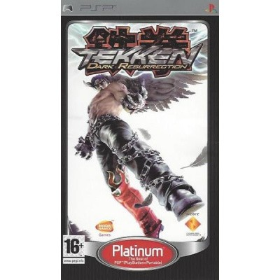 Tekken Dark Resurrection Platinum PSP