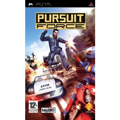Pursuit Force PSP