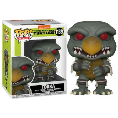 Foto van Pop! Movies: Teenage Mutant Ninja Turtles 2 - Tokka FUNKO